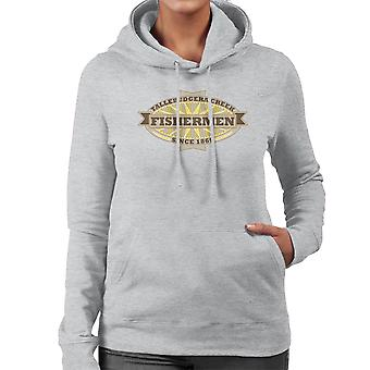 Tallebudgera Creek Fishermen 1869 Women's Hooded Sweatshirt