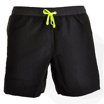 EA7 Emporio Armani Sea World Block Swim Shorts, schwarz (54)