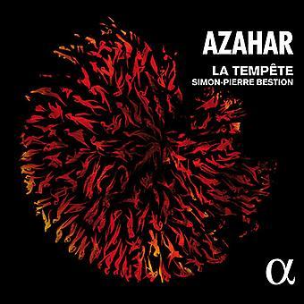 Machaut / Ohana / Stravinsky - Azahar [CD] USA import