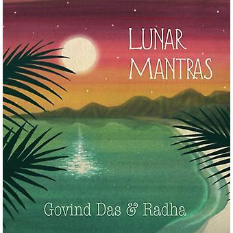 Steen Das & Radha - Lunar mantraer [CD] USA import