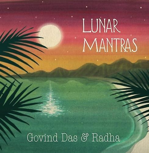 Govind Das & Radha - Lunar Mantras [CD] USA import
