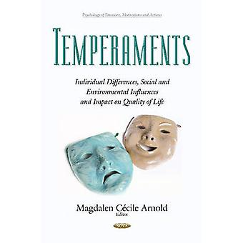 Temperaments by Magdalen Cecile Arnold