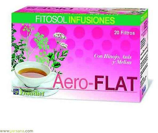 Ynsadiet Infusion Aero Flat 20 Envelopes (Herbalist's , Infusions)