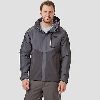 Jack Wolfskin Black Point Waterproof Men's Jacket
