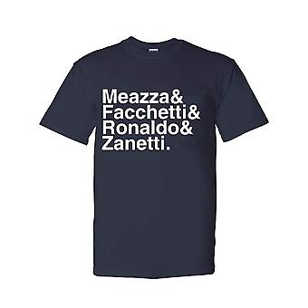 Inter Milan Football Legends T-shirt (navy)