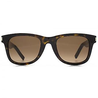 Saint Laurent SL 51 Sunglasses In Havana Brown