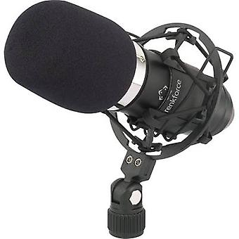 Studio microphone Renkforce AT-100 Transfer type:Corded incl. po