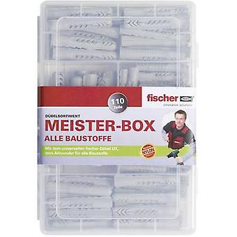 Assorted dowels Fischer Meister-Box UX/UX R 513893 110 Parts