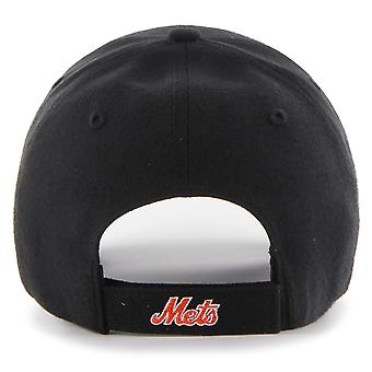 47 Brand MLB New York Mets MVP Cap - Black