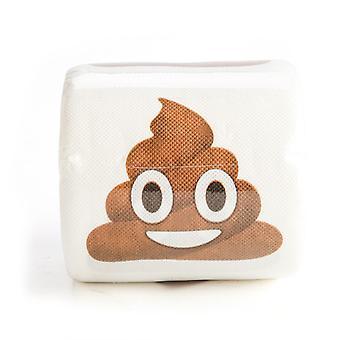 Koolface Smiling Poo Toilet Paper