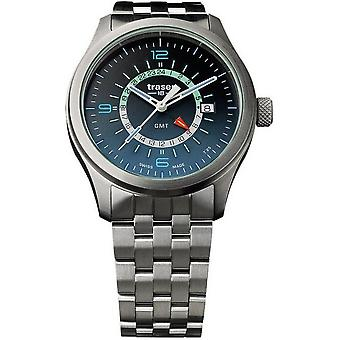 Traser H3 watch P59 Aurora GMT 107036