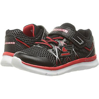Skechers Boys Flexies - Fast Stepz Breathable Padded Active Trainers