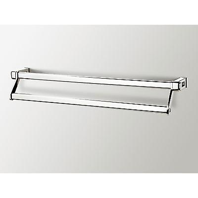 Sonia Nakar Double Towel Rail 67cm chrome 119288
