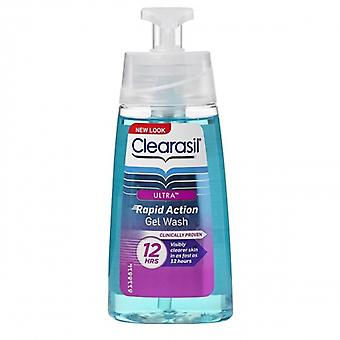 Clearasil Ultra Rapid Action Daily Gel Wash