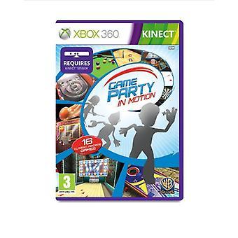 Spiel-Party - Bewegung (Xbox 360)