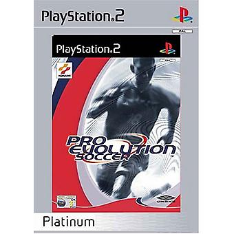 Pro Evolution Soccer Platinum