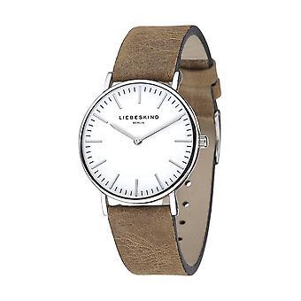 LIEBESKIND BERLIN ladies watch wristwatch leather LT-0083-LQ