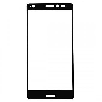 Full tempered glass 0.26 mm thin H9 shock black for Huawei Mate S 5.5