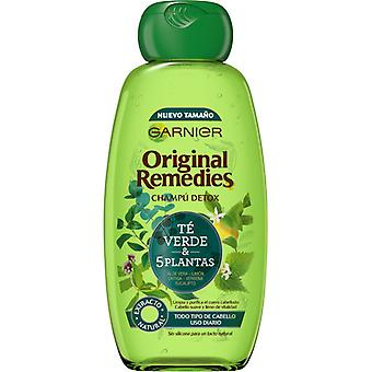Garnier origineel Remedies Champu 5 Plantas Cabello normale 300 ml