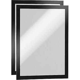 4872-01 durable armazón magnético negro (W x H) 236 x 322 mm