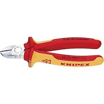 VDE Side cutter non-flush type 160 mm Knipex