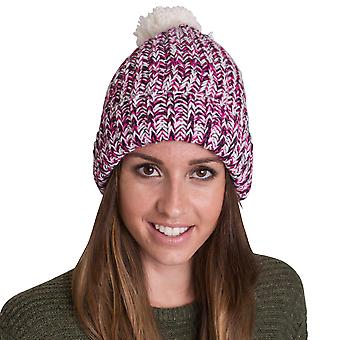 Outdoor Look Womens/Ladies Balintore Knitted Pom Pom Ski Hat