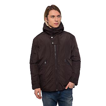 Coat Brown Loreo Trussardi Collection Man