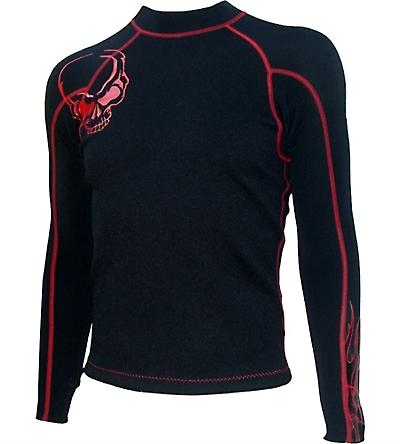 Flackback Long Sleeve Rash Vest