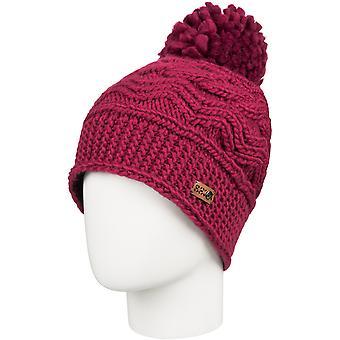 Roxy Womens Winter Pom Pom Warm Winter Ski Beanie Hat