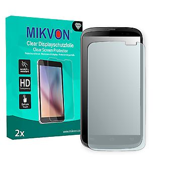 SIMVALLEY SPX-24. HD Screen Protector - Mikvon Clear (Retail-Paket mit Zubehör)