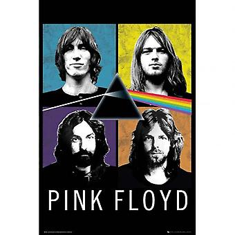 Pink Floyd Poster Band 172