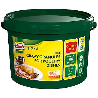 Knorr-Geflügel Soße Granulat glutenfrei