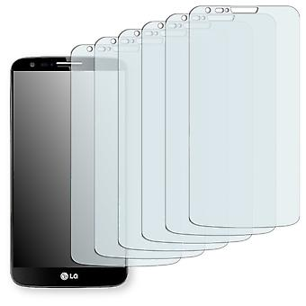 LG D802 G2 TD-LTE display protector - Golebo crystal-clear protector (miniature sheet)