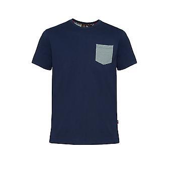 Merc EAGLE, short sleeve T-shirt with stripe pocket