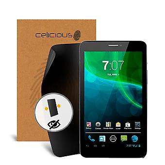 Celicious Privacy 2-Way Anti-Spy Filter Screen Protector Film Compatible with verykool T742
