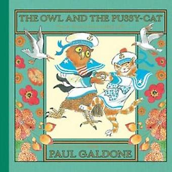 The Owl and the Pussycat by Edward Lear - 9780544392953 Book