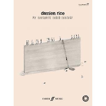 Min favorit bleknat Fantasy (Piano - röst och gitarr) av Damien Rice