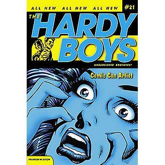 Comic Con artysty Franklin W. Dixon - 9781416954989 książki