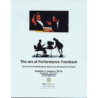 The Art of Performance Feedback by Stephen Sampson - 9781599962566 Bo