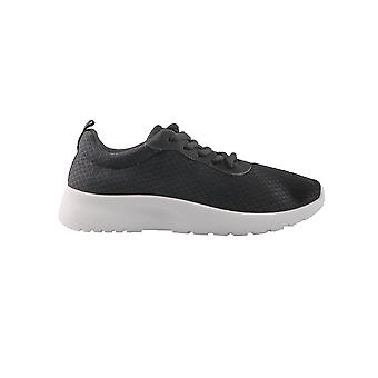 KRISP  Netted Mesh Lace Up Trainers