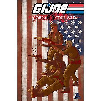 G.I. Joe - volym 1 - Cobra inbördeskriget av Javier Saltares - Tom Feister