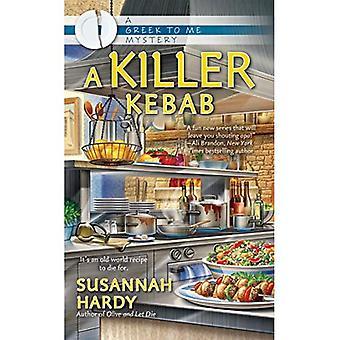 Ein Killer Kebab (Griechisch zu mir Geheimnis)