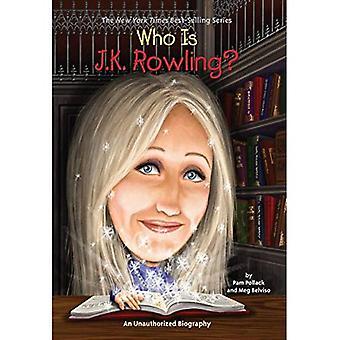 Vem är J.K. Rowling?