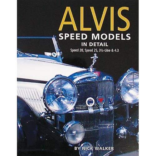 Alvis Speed Models in Detail (In Detail)