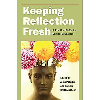 Keeping Reflection Fresh: A Practical Guide for Clinical Educators (Literature & Medicine)