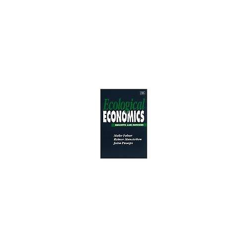 Ecological Economics Concepts and Methods