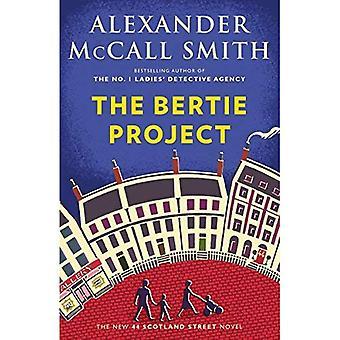Projektet Bertie (44 Scotland Street romaner)