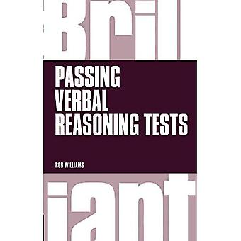 Brilliant Passing Verbal Reasoning Tests: Everything You Need to Know to Practice and Pass Verbal Reasoning Tests...
