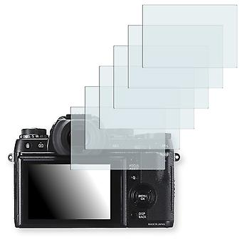 Fujifilm X T1 screen protector - Golebo crystal clear protection film