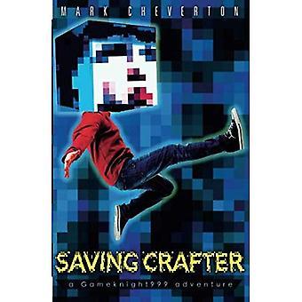 Saving Crafter: a Gameknight999 Adventure (Herobrine Reborn 1)